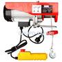 Tecle Electrico 220v 1020w Pa500a Para 250 A 500 Kg. Safari