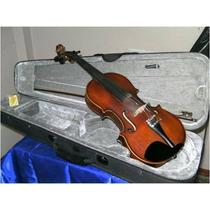 Violin Hoffer Mate Oscuro Stainer+regalos+pack+envío Gratis!