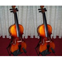 Venta Y Clases De Violin Para Niños Lima 1/4 1/16 2/4 1/4