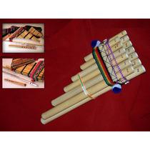 Zampoñas Peruanas Y Flautas Dulces, Sonido De Calidad