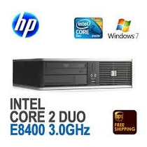 Cpu Hp Desktop 7900 Core2duo , 3.0ghz/ 2gb / 160gb