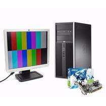 Computadora Completa Dota 2 C2d 3.0/4gb/160gb+1gb Video+lcd