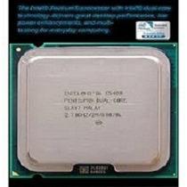 Procesador Dual Core E5400 2.70 Ghz Socket 775 ¡ Nuevo !
