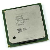 Procesador Celeron 1.7ghz/cache128/bus 400 Para Tu Pentium 4