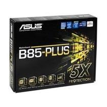 Placa Madre Asus B85-plus Lga1150 Intel B85 Express Ddr3