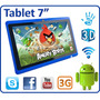 Tablet Swift 7 Pulgadas / Android 4 / Doble Cámara + Regalos