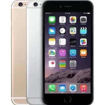 Iphone 6 Plus 128gb 4g Lte A8 Ios8 5.5 Libre Sellado Negro