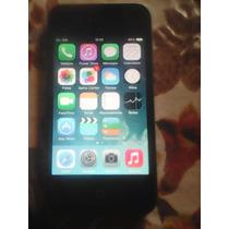 Iphone 4g De 8gb A 400 Con Cargador Cable Usb Protector