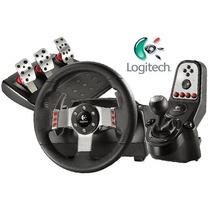 Volante Timón Con Pedal Logitech G27 Racing Wheel