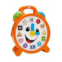 Fisher Price Reloj Aprende A Contar