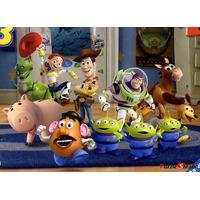 Rompecabezas (puzzle) Woody & Buzz Toy Story 100 Piezas