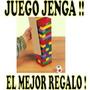 Jenga Piezas Color El Regalo Perfecto !! Diviertete Muxo !!!