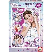 Disney Violetta - Puzzle Gigante 500 Piezas