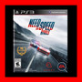 Need For Speed Nfs Rivals Ps3 Entrega Inmediata