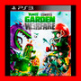 Plants Vs. Zombies Garden Warfare Ps3 Oferta !!!