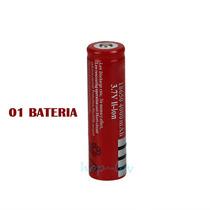 Bateria Recargable 18650 3.7v + Cargador
