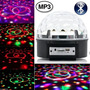 Bola Parlante Mp3 +usb+sd+ Bluetooth +control Magic Ball