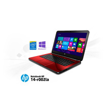 Laptop Hp 14-r002la Intel Celeron N2830 2,16 Ghz, 4gb, 500gb