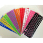 Teclado Macbook Silicaucho Protector Colores Apple Mac Pro