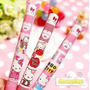 Hello Kitty Lapiceros Originales Por Media Docena!!!!!