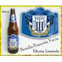 Dante42 Botella Cerveza Club Futbol Alianza Lima 360 Ml