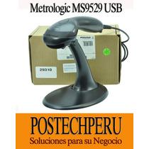 Lector De Codigo De Barras Metrologic Usb Ms9520