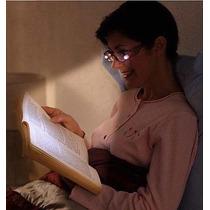 Lentes Con Luz Led A Medida Lectura Anteojo Dioptría