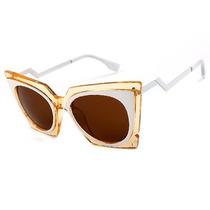 Lentes Sol Cat Eye Electric , Gafas Fashion Gato, Aviador