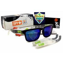 Lentes Spy Helm + Brazos Extra + Estuche + Best Price!!