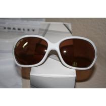 Oakley Warm Up Polished White W/ Vr28 Black Iridium ( Damas)