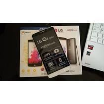 Lg G3 Stylus D690 Dual Sim Quad-core,1.3ghz 13mpx Caja Tiend