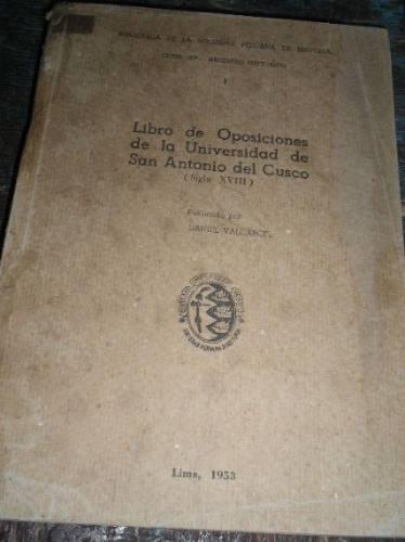 libro oposiciones: