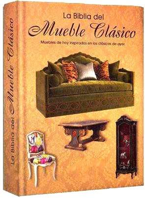 Libro la biblia del mueble cl sico s 85 00 en mercadolibre - La factoria del mueble ...