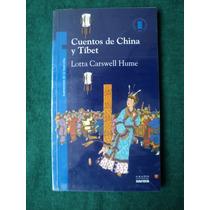 Plan Lector Cuentos De China Y Tíbet