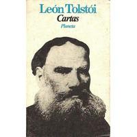 Cartas De León Tolstói Literatura Rusa