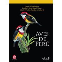 Libro Aves De Perú - Edición En Español