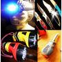 Set 3 Potentes Linternas Cuchillo Y Desarmador Hogar Camping