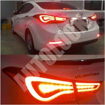Hyundai Elantra Faros Modulos Leds