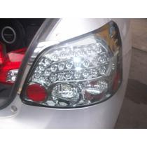 Faro Posterior Leds Toyota Yaris 2006-2013