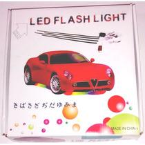 Luces Led En Tira Para Iluminar Chasis Del Carro
