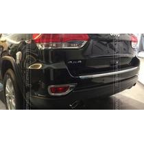 Jeep Grand Cherokee 14 - 15 Cromado De Reflector