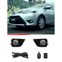 Toyota Yaris Kit Neblineros 2014 Alta Calidad