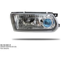 Faro Delantero Nissan Sunny Sentra V16.....se Adaptan Al B13
