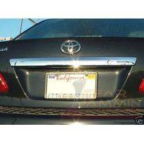 Bisel De Maletera Cromado Toyota Corolla A Solo S/. 130