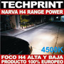 Narva Range Power 4500 K Ilumina Como Hid - H4 Alta Y Baja