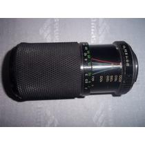 Lente De Camara Soligor Zoom Macro 80-200mm Pentax