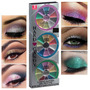 Hard Candy Glitter Gel 3 Paletas 30 Colores Cdm