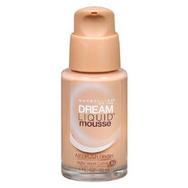 Base Maquillaje Maybelline Dream Liquid Mousse Esponja Beaut