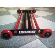 Functional Roller, Entrena Glúteos, Abdominales, Brazos, Etc