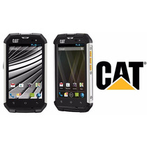 Cat B15q Dual 5mp Flash Led Quad Core 1.3ghz Tienda/garantia